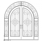 antique-wrought-iron-door-1-construction-architectural-french-details-free-autocad-blocks-113.dwg